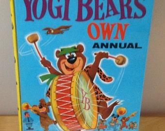Yogi Bears Own Annual 1966