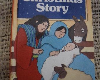 The Christmas Story. Ladybird Children's Book.