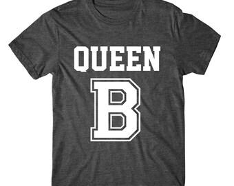 SOFT! Queen B, Womens Tee, Womens Graphic Tshirt, Womens Graphic Tees