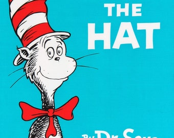 Dr Seuss The Cat in the Hat 3 - Celebration Panel