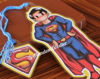 Superman (DC) Bookmark