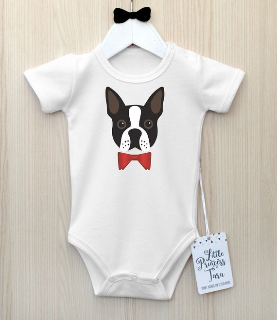 Boston Terrier Baby Boy Clothes