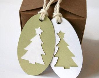 Holiday Gift Tags - Set/6