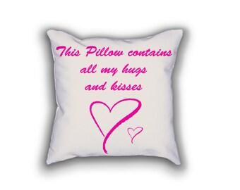 Valentines Pillow- Heart Pillow-Bedding- Home decor-Print Pillow-Soft Pillows- Unique Pillows-Throw pillow-Valentines pillow-Valentines gift