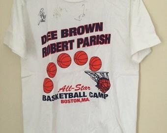 Vintage All Star Basketball Camp Shirt