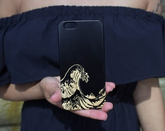 Wood Wave iPhone 6 Case