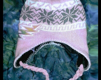 Pink Grateful Dead Hat