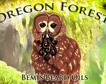 Oregon Forest Beard Oil