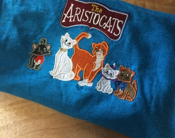 Aristocats shirt