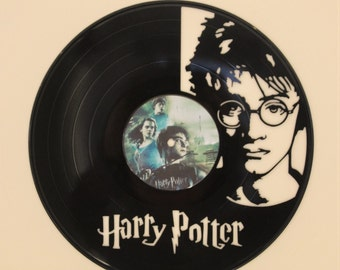 Harry Potter Record Wall Art