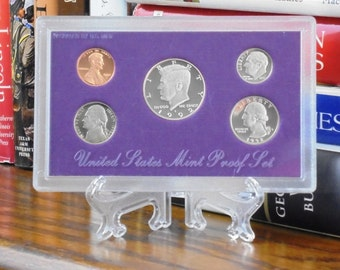 26th Birthday gift Anniversary 1992 US Mint Coin Set