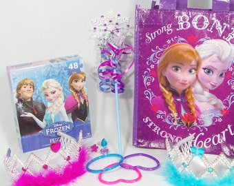 Frozen Reusable Tote and Ultimate Party Favors