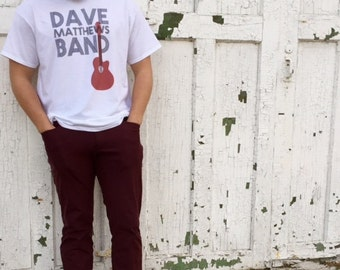 Dave Matthew's Band Shirt