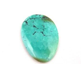 Natural Tibetan Turquoise Cabochon