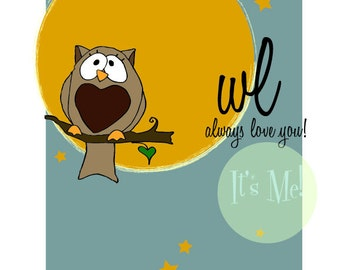 Owl Always Love You! - Digital Download