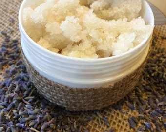 Ylang- Ylang Ylavender Sugar Scrub