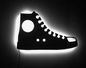 Illuminated LED Converse Sign