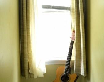 Soft Lighted Guitar