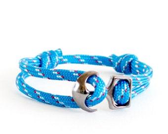 Surfer Bracelet, Nautical Bracelet, Minimalist Bracelet, Minimalist Jewelry