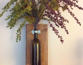 Wine Bottle Wall Plaques
