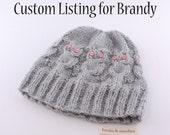 Custom Listing for Brandy