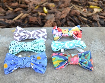 Any Bowtie- From Any Fabric in Our Collection