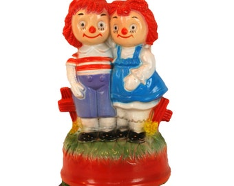 Raggedy Ann and Andy Love Story Music Box, Theme From Love Story