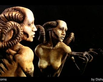 Sculpture - 'Horns'