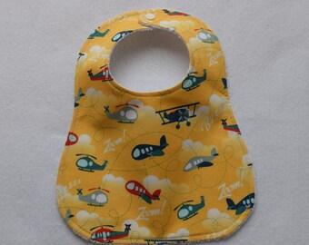 Bib-Baby Bib-Modern Baby Bib-Baby Gift-Baby Shower Gift-Bibs-Cotton Bib
