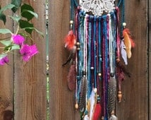 the silverlake dream catcher dreamcatcher boho dreamcatcher bohemian dreamcatcher boho decor