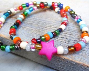 Child star bracelet