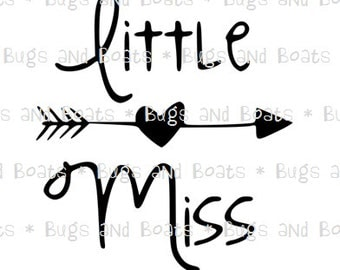 Little Miss SVG and DXF files