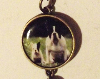 "Necklace ""Small protective dogs"""