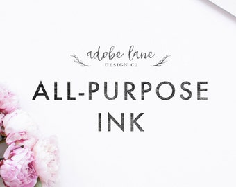All Purpose Ink Pad (3 Colors)