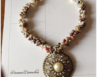 Necklaces handmade