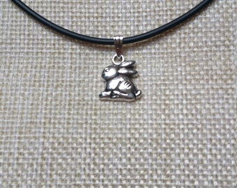 Cute *Peter Rabbit* Choker.. Beatrix Potter.. Rabbit.. Peter Rabbit.. Flopsy Bunny..**Handmade**.. With FREE Gift Bag!