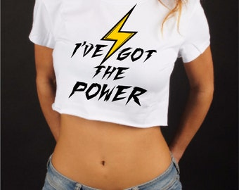 Power t-shirt, power tee, thunder tee, thunder t-shirt, apparel, clothing, tees, energy tee, energy t-shirt, 100% cotton, made in Italy