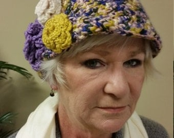 Downton Abbey Inspired Hat