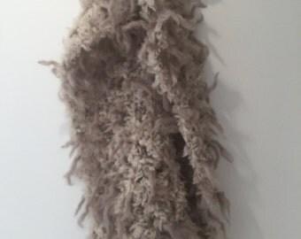 Luxurious Italian wool scarf