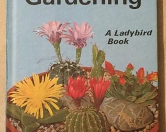 Vintage Ladybird Book - Indoor Gardening