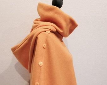 Provence Yellow PONGOS with Hood