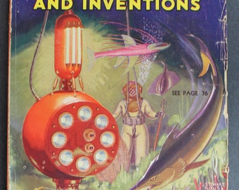 Modern Mechanics And Inventions Magazine March 1932
