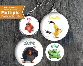 Angry birds movie Etsy