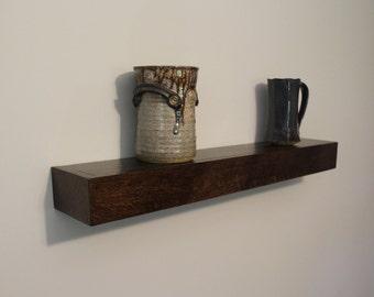 Contemporary Floating Shelf