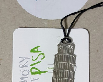 1 Leaning Tower of Pisa Italy Bookmark