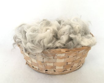 1oz English Angora bunny Wool
