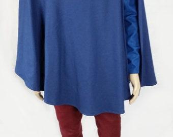 Short medieval cape