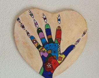HEALING HAND PAINTING | Healing Hand Painting