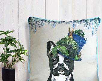 French bulldog gift - french bulldog cushion Frenchie cushion French bulldog décor frenchie décor bulldog décor sofa pillow couch cushion