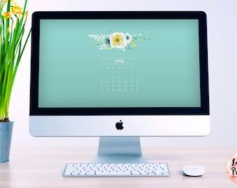 2016 Calendar, Desktop Wallpaper